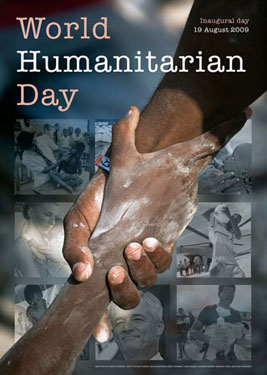 WorldHumanitarianDay